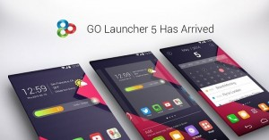 Go Launcher for Android Get's a Big Update With New UI And More