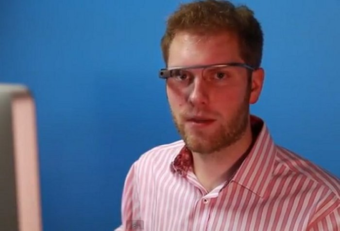 google glass youtube