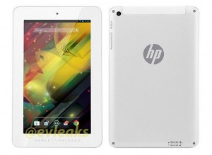 Leaked HP tablets show up, my what thick bezels you have