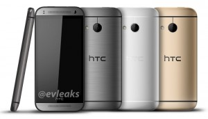 HTC One Mini 2 Appears On European Retailers Website