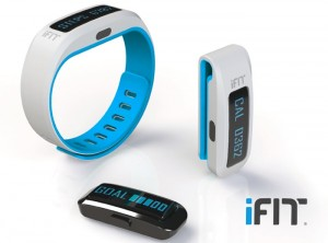 $129 iFit Active Fitness Tracker Spotted Passing Through The FCC (video)