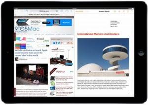Apple iOS 8 May Bring Split Screen Multitasking To iPad