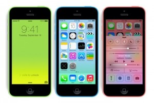 Apple iPhone 5C Launched in India for Rs. 37,500