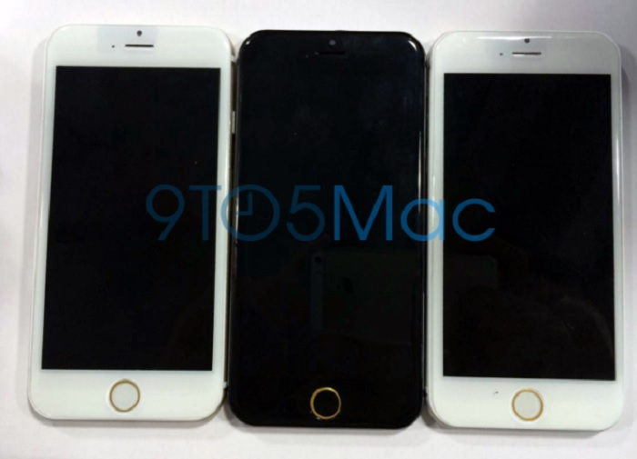 dummy iphone 6 another iphone 6 dummy leaked in gold 10523