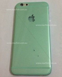 4.7 Inch iPhone 6 Rear Case Leaked (Rumor)