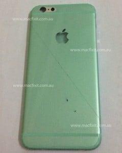 4.7 Inch iPhone 6 Rear Case Leaked (Rumor)