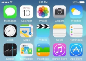 iPhone 6 iOS 8 Screenshot Leaked (Rumor)