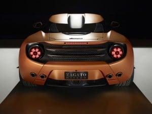 Lamborghini 5-95 Zagato Unveiled (Video)