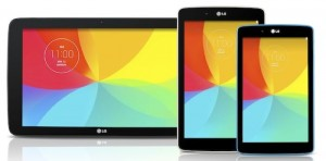 LG Announces Three New LG G Pad Tablets