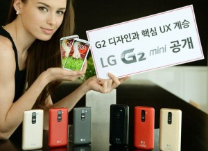 LG G2 Mini Gets Unboxed (Video)