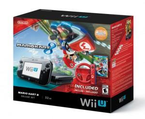 Mario Kart 8 Wii U bundle Coming in late May