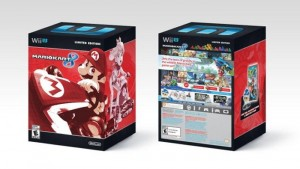 Limited Edition Mario Kart 8 Bundle Announced For The US