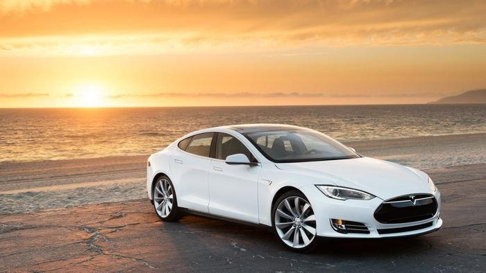Tesla Model S Performance Plus