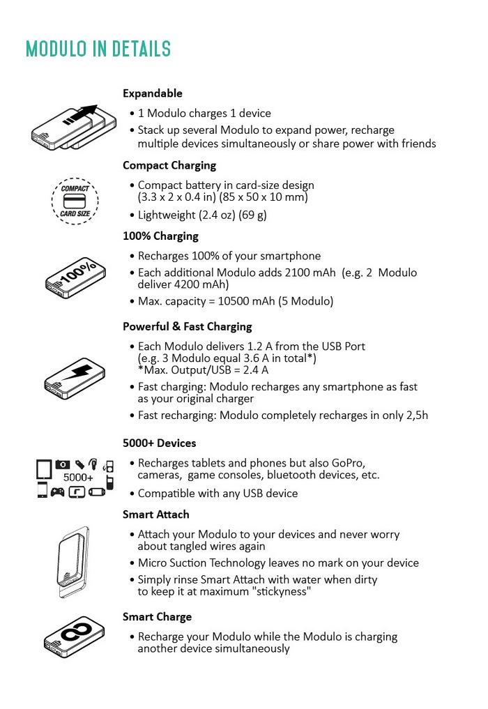 modular battery pack