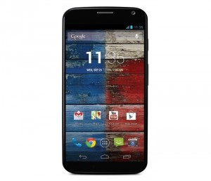 Moto X 64GB Spotted on Motorola's Website