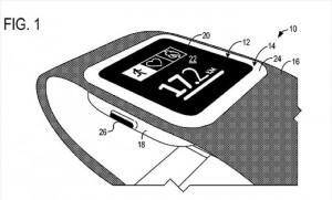 Microsoft Smartwatch Patent Revealed