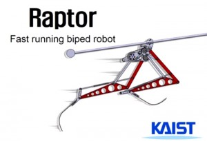Velociraptor Inspired Raptor Robot Can Run At 28mph (video)