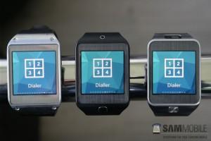 Samsung Galaxy Gear Tizen Gets Previewed (Video)