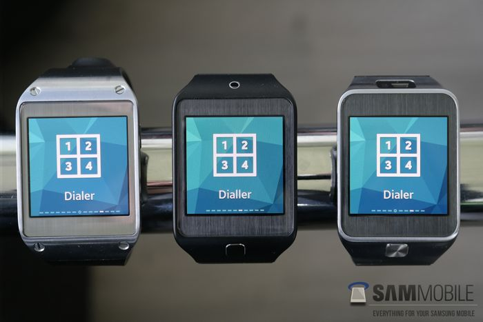 Samsung Galaxy Gear Tizen