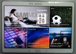 Samsung Galaxy Tab S Leaked (Photos)