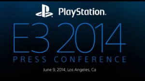 Sony E3 2014 Conference Takes Place June 9th