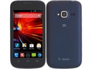 ZTE Concord II Launces On T-Mobile And MetroPCS
