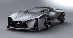 Nissan Concept 2020 Vision Gran Turismo To Debut At Goodwood Festival Of Speed