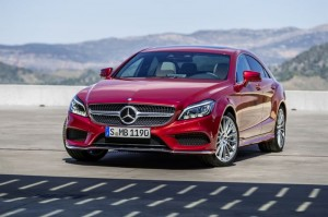 New Mercedes CLS 2015 Unveiled (Photos)