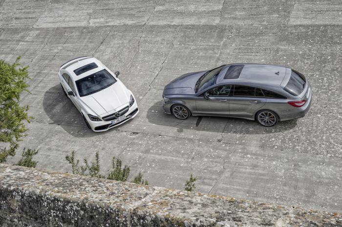 New Mercedes CLS 2015