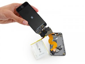 New 16GB iPod Touch Gets Taken Apart By iFixit