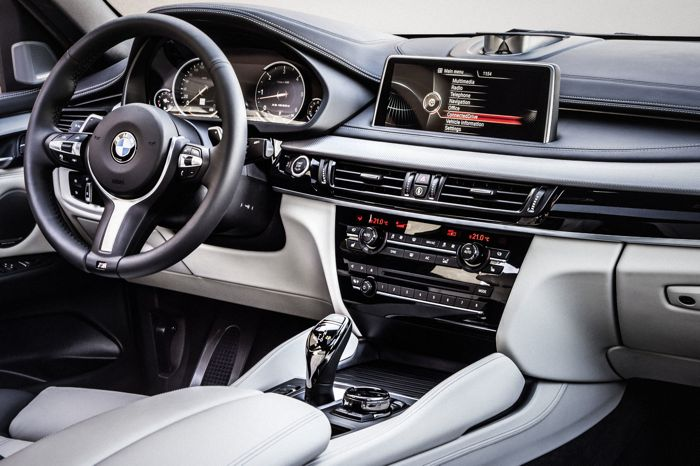 BMW X Gets Official Photos - 2015 bmw models