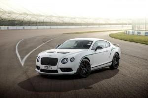 Bentley Continental GT3-R Announced (Photos)