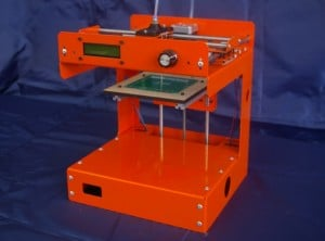 Low Cost 3D Printer Unveiled By South African Design Team (video)
