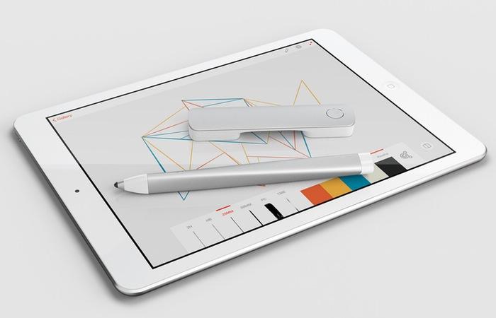 Adobe Ink Stylus and Slide Ruler