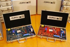 DuinoKit Essential Project Teaches Arduino Programming And Discovery (video)