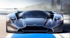 Aston Martin DP-100 For Gran Turismo 6 Announced (Video)