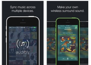 Audibly App Transforms Multiple Smartphones Into A Surround Sound System (video)