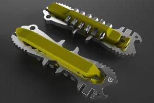 Ultimate Pocket Sized Bike Tool Kit Prototype Includes 24 Tools (video)