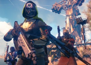 Bungie Destiny Beta Coming In July (Video)