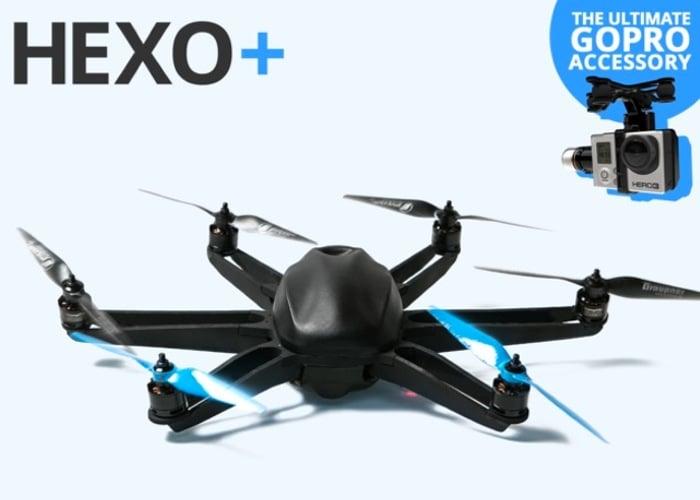 ... camera drone a new autonomous aerial camera drone called the hexo+