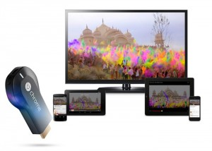 Chromecast Will Use Ultrasonic Sound To Pair Devices Not On Wi-Fi