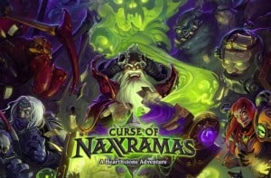 Hearthstone's Curse Of Naxxramas Arriving Next Month