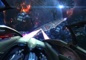 New EVE Valkyrie VR Space Combat Game Trailer Unveiled At E3 2014 (video)