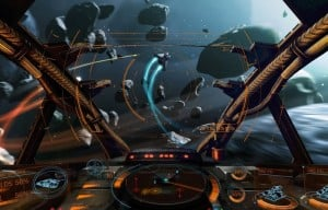 Elite: Dangerous In-Game Trading System Demonstrated (video)