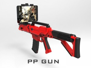 FPS Game Controller Supports Mobile, PC Systems And Oculus Rift (video)