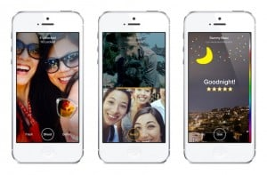 Facebook Slingshot App Launches To Compete With Snapchat (video)