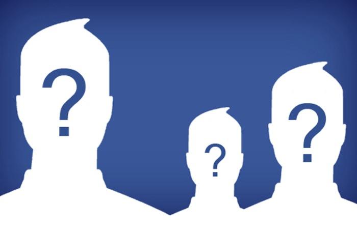 Facebook genders