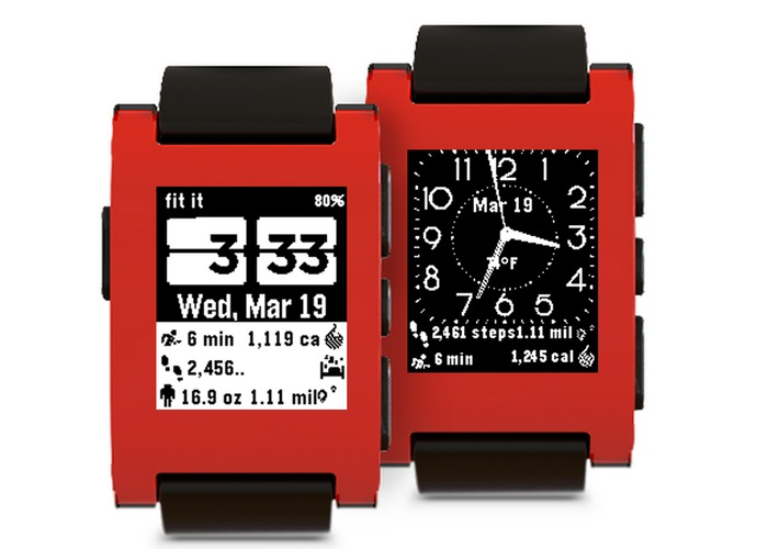 FitIt Pebble Pro for FitBit