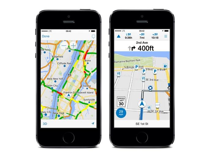 Navigation Application