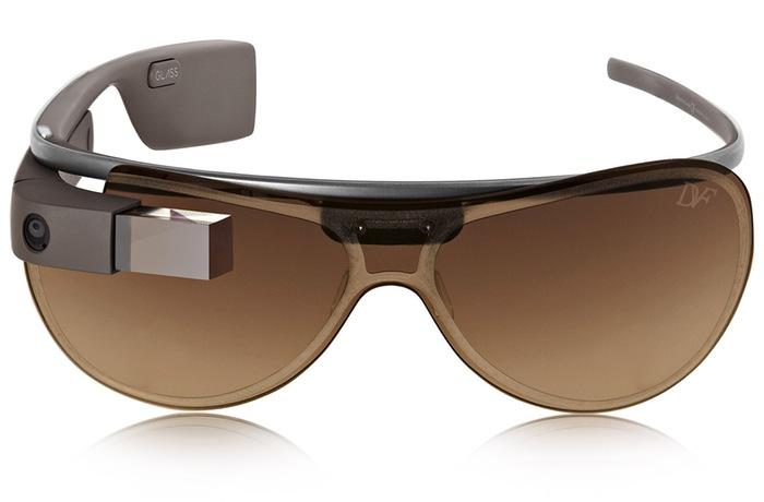 Google Glass DVF-1